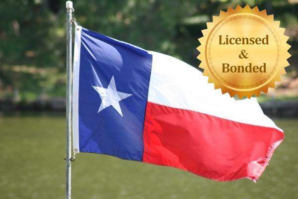 Texas Licensed and Bonded